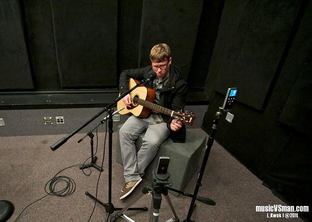 Adam Thompson (We Were Promised Jetpacks) @ KDHX