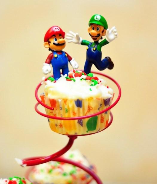 How I Threw a Super Mario Bros. Birthday Party | Stop, Drop & Blog