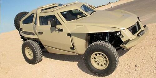DARPA and Local Motors XC2V