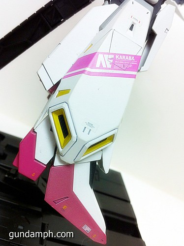 MG Zeta Karaba White Unicorn Painted Build (9)