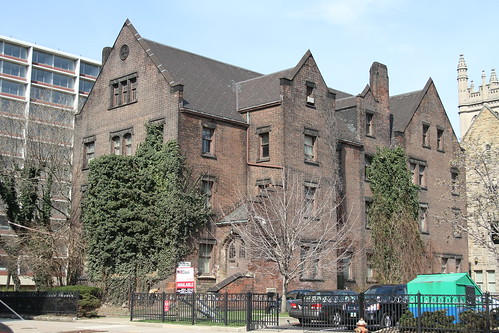 Mather Mansion - 22nd St. and Prospect Ave.