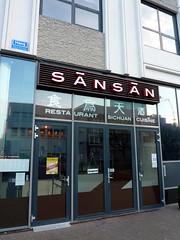 San San, Rotterdam 食为天酒家