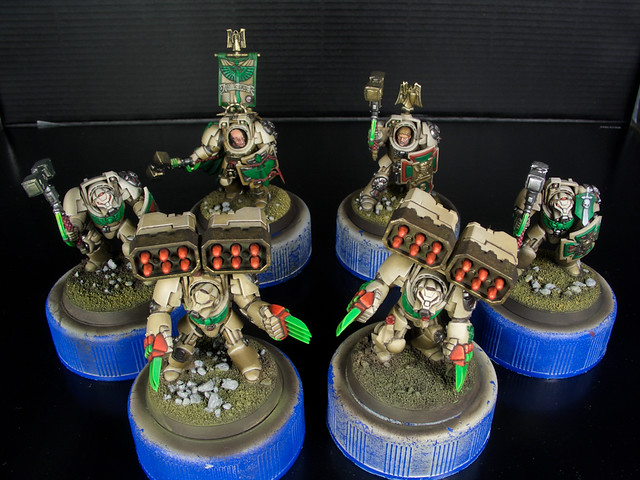 Ángeles Oscuros Dark Angels 022