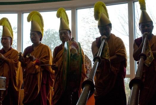 Tibetan Lamas of the Drepung Loseling Monastery