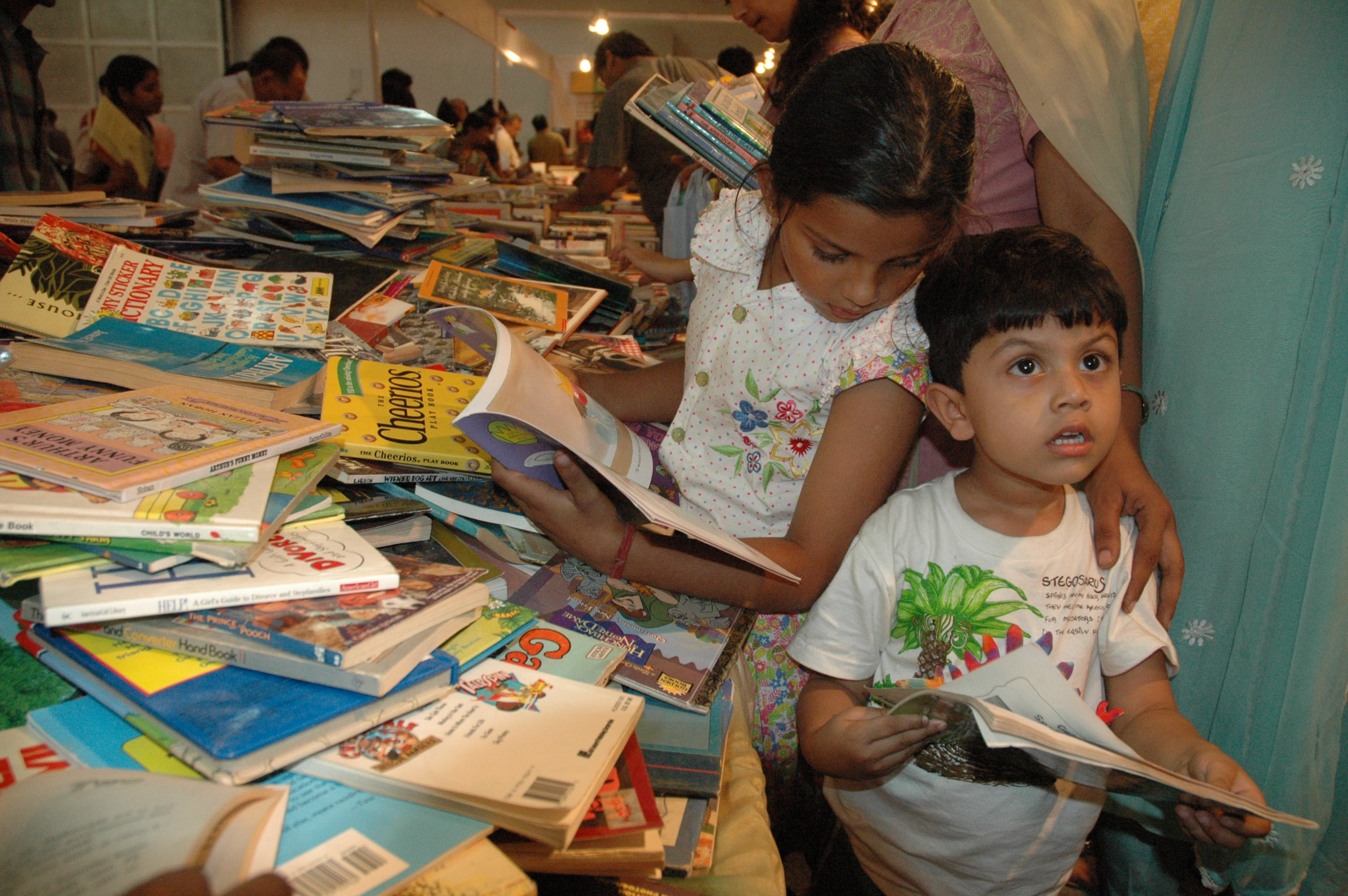 Books are the best bet to know the world and stoke imagination, world book fair, Delhi