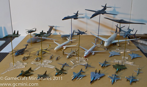 Al's personal 285th scale collection