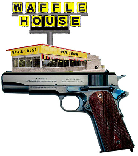Crime on the Menu at Waffle House