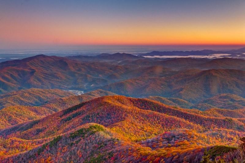 Mt. Cammerer Sunrise