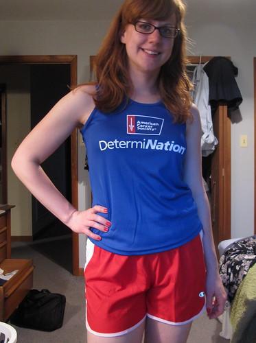Chi Marathon outfit