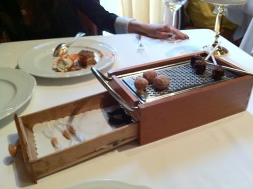 Amazing Chocolate Platter