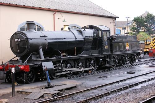 GWR 2884 2-8-0 No. 3850
