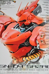 Formania Sazabi Bust Display Figure Unboxing Review Photos (27)