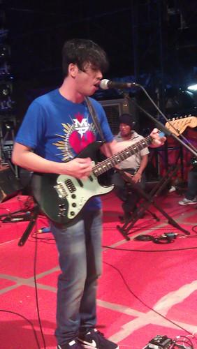 Rico Blanco Soundcheck