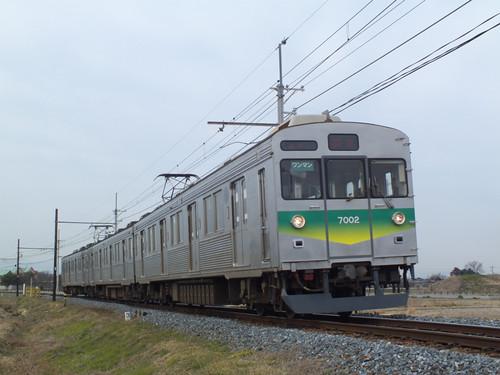 7002F @武州荒木〜東行田