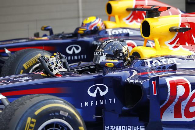 Infiniti F1 Red Bull infinitif1challenge