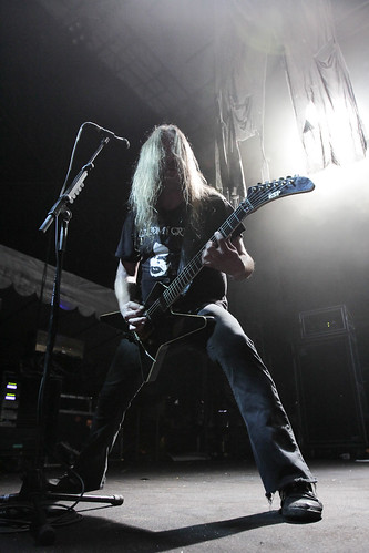 Children of Bodom: The Ugly World Tour 2011 - Live in Singapore (6/6)