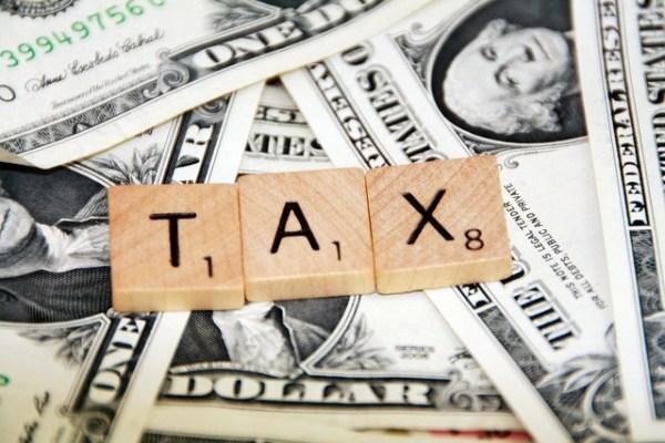 New Taxes! Beware.
