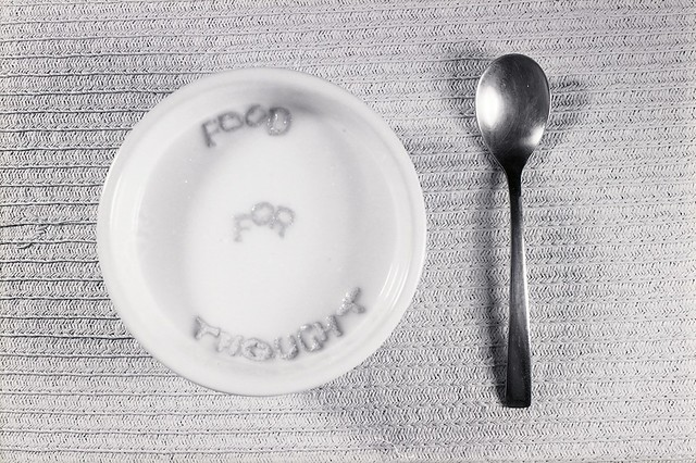 Day 065 - Playing with your food
