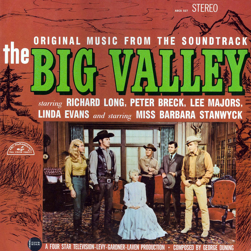 George Duning - The Big Valley