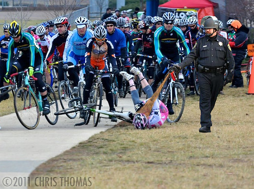 Occupy Cyclocross