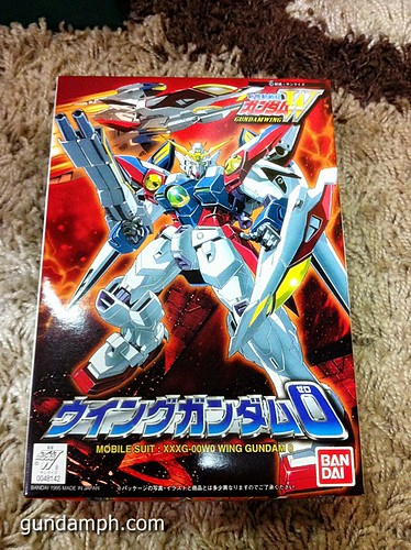 #9 144 NG Gundam Wing Complete List  1955 Make (Old School) (8)