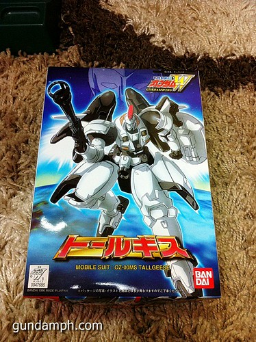 #6 144 NG Gundam Wing Complete List  1955 Make (Old School) (11)