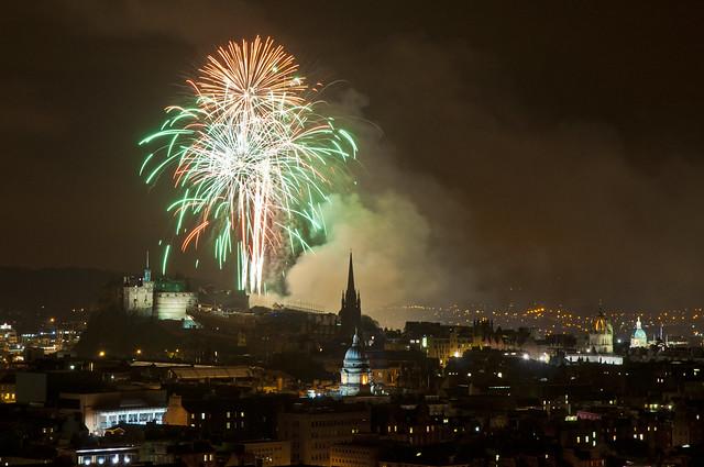 Festival Fireworks 18