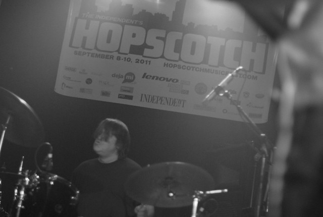 hopscotch music fest 2011: spider bags