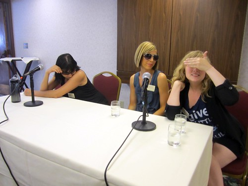 Reality, Identity & Blogging Panel