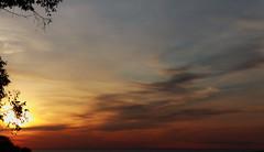 Sunset from Belair