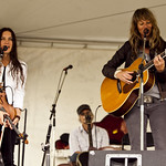 Sirens and Strings with Basia Bulat and Madison Violet @ Ottawa Folk Festival 2011