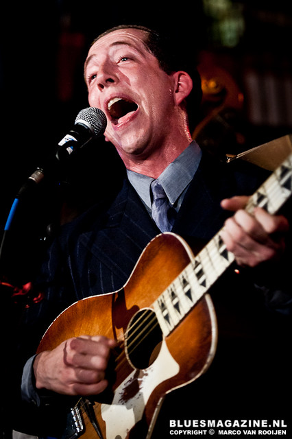 Pokey Lafarge and The South City Three -5446
