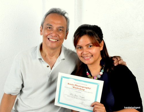 With Mr. Jim Paredes