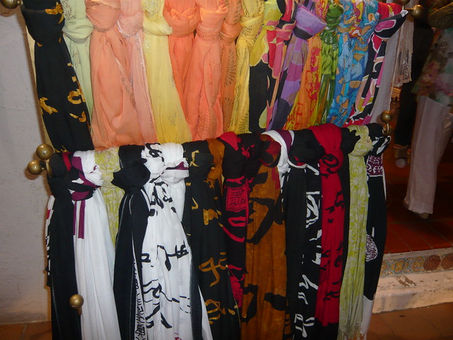 foulard minorchini - Ciutadella Minorca
