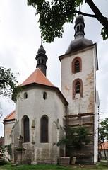 Kralovice (okres Plzeň-sever), kostel