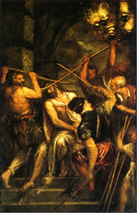 Christ, Crowning with Thorns, by Titian
