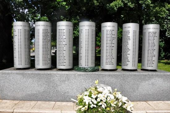 Memorial to Murdered Sarajevo Children