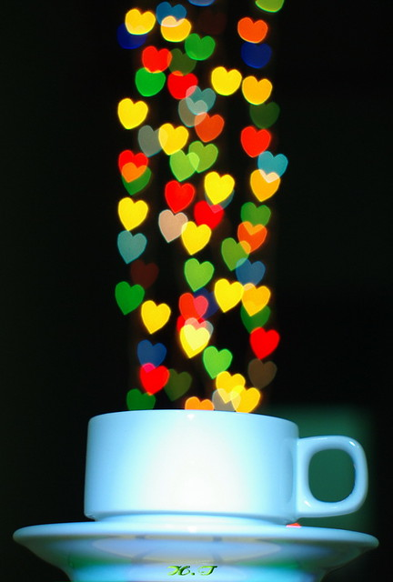 HBW : A cup of love