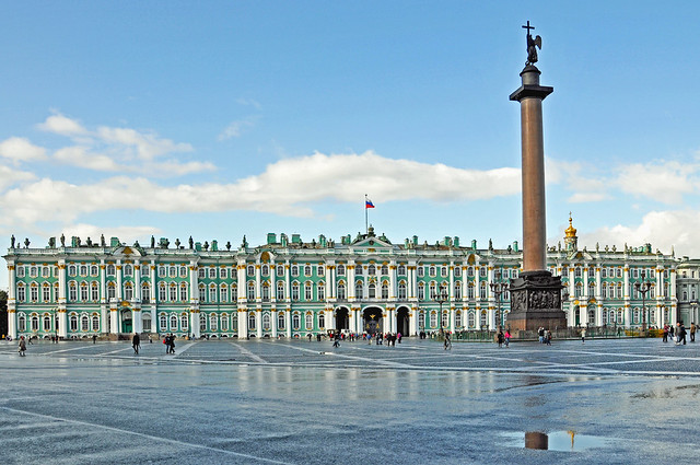 Russia_2761 - Monument and Hermitage