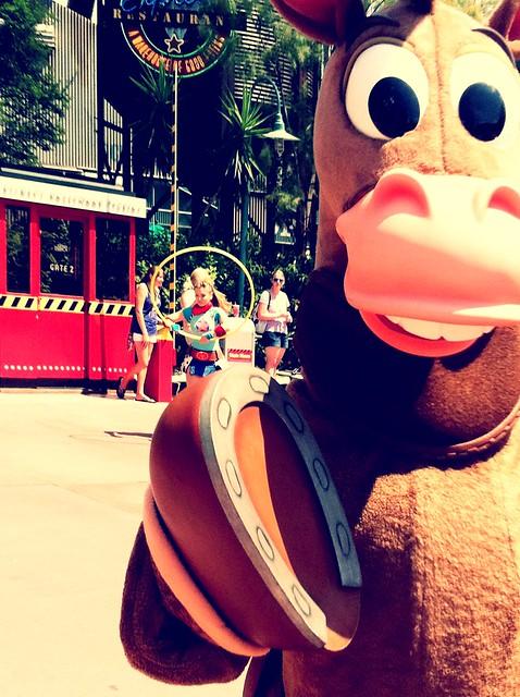 Bullseye - Toy Story