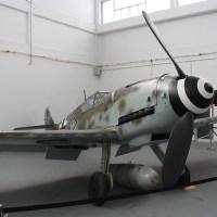 Hangar 10 beim Flugplatz Heringsdorf