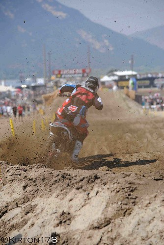 Honda CRF450R 2013 - Chad Reed