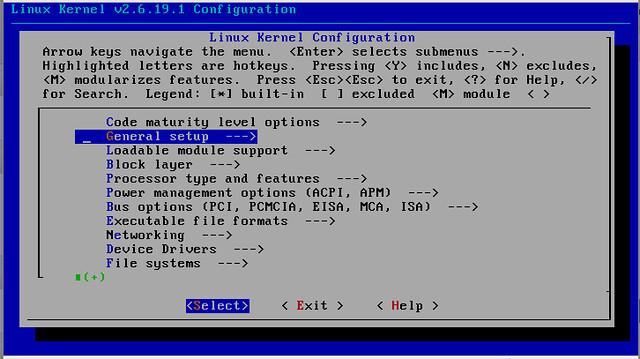 Como Compilar O Kernel No Linux Centos Gabriel Fernandes