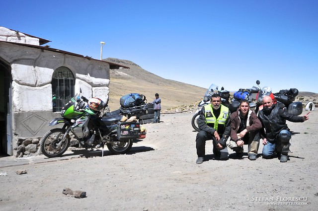 KLR 650 Trip Peru and Bolivia 25