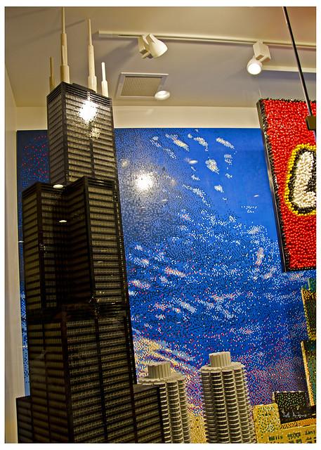 Lego Willis Tower