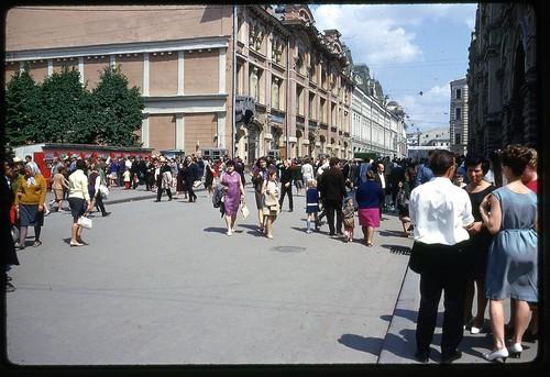 Vacancy of Kazan, Moscow, 1969