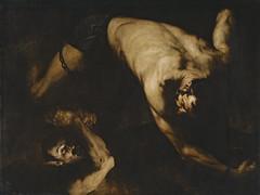 Ixion, 1632, by José Ribera