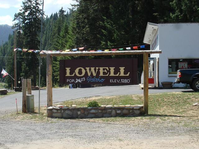 Lowell, ID