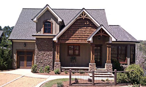 Cottage House Plan Foothills