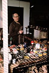 Rothko in his Studio, New York, 1964, by Alexander Liberman